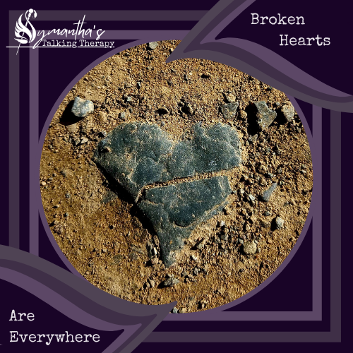 Broken Hearts - Symantha's Talking Therapy
